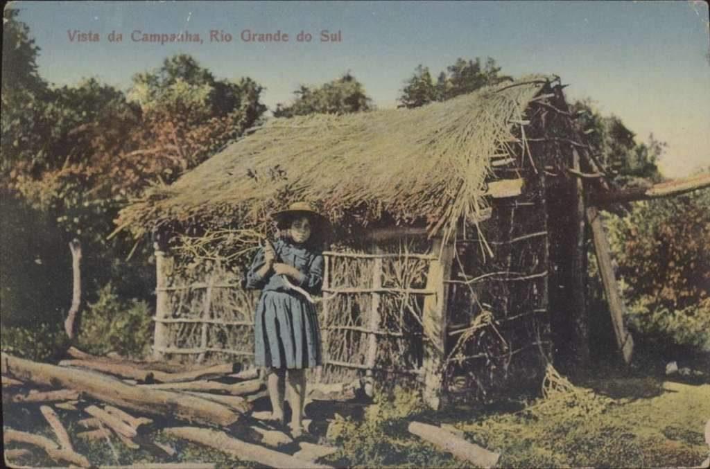 Postal Vista da Campanha.