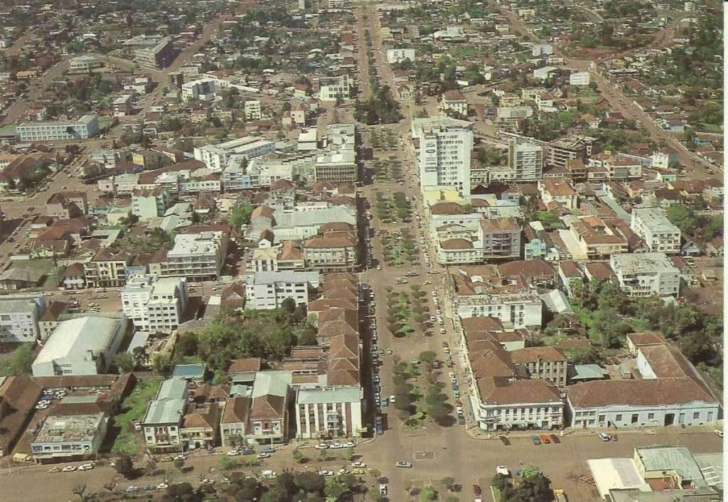 Erechim - Década de 1970.