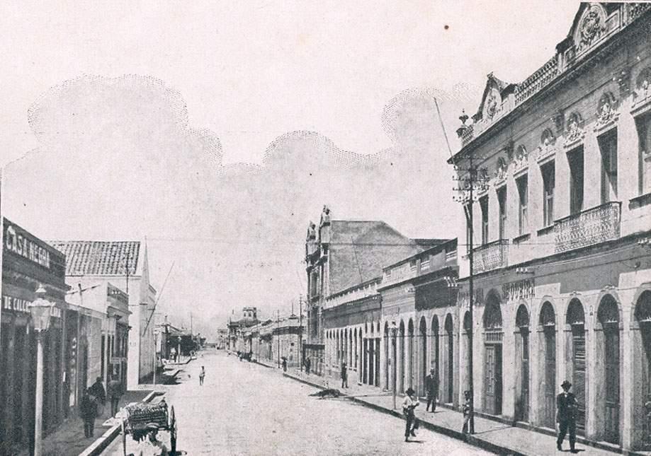 Pelotas Trecho Rua Andreade Neves
