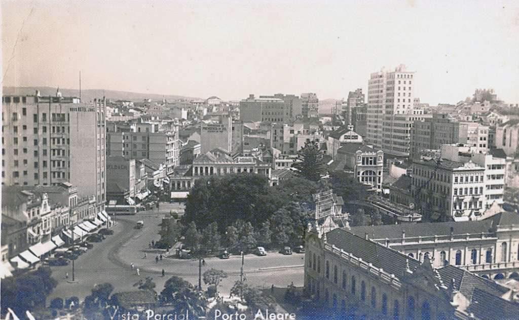 Porto Alegre Praça XV 7