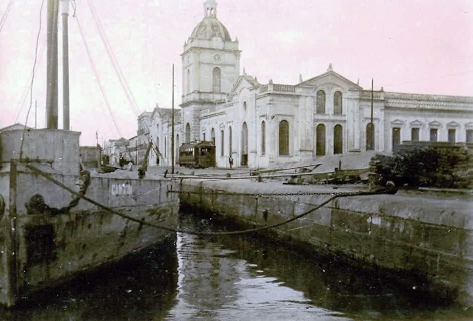 Rio Grande - Alfândega.