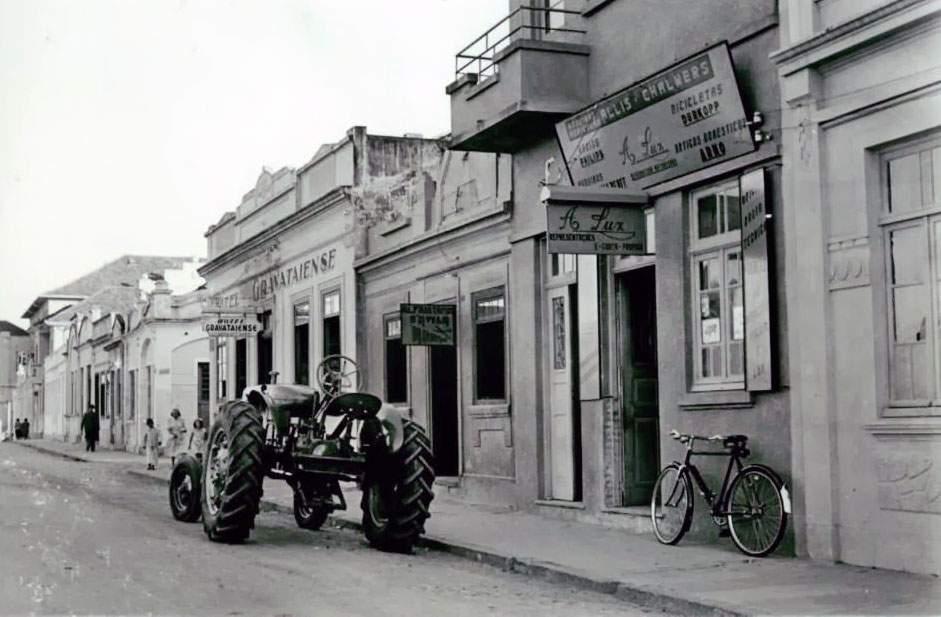 Gravataí - Hotel Gravatiense.
