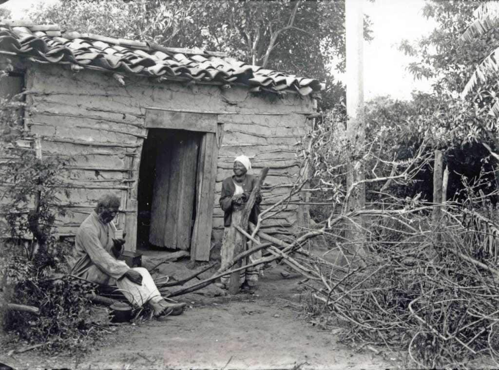 Porto Alegre - Negros Libertos em 1900.