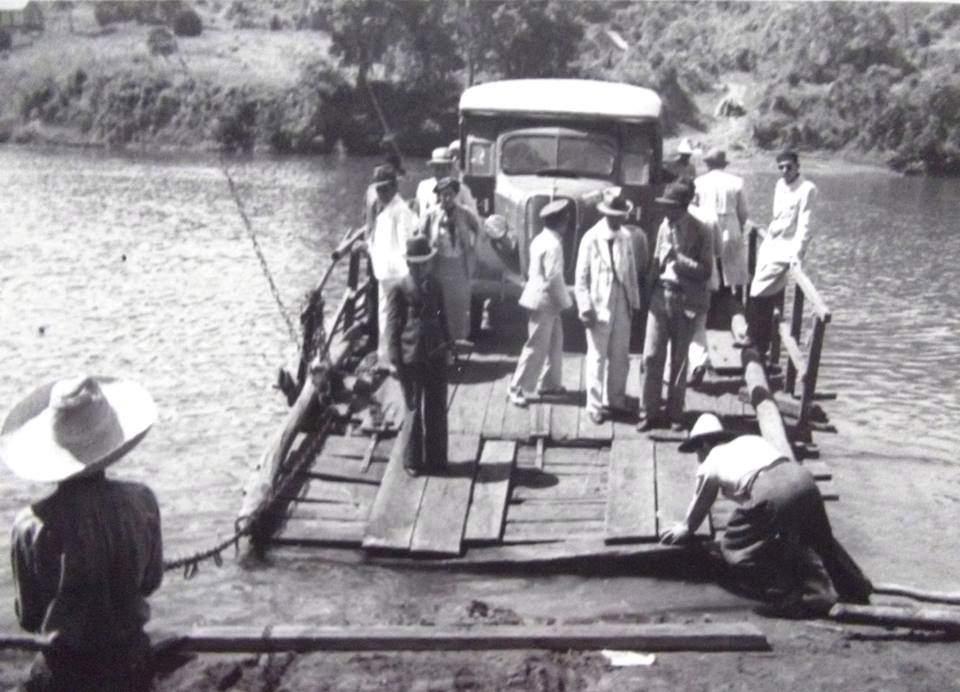 Iraí - Travessia pelo Rio Uruguai.