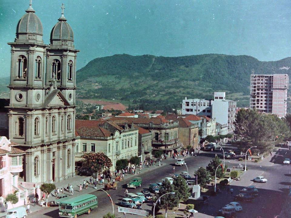 Santa Maria Catedral Metropolitana Imaculada Conceição.