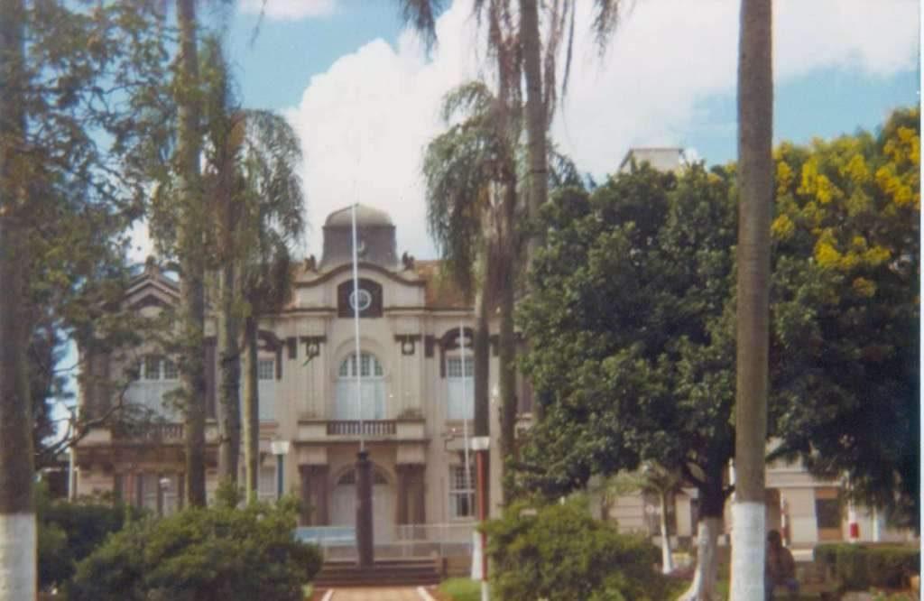 Santo Ângelo - Prefeitura em 1980.