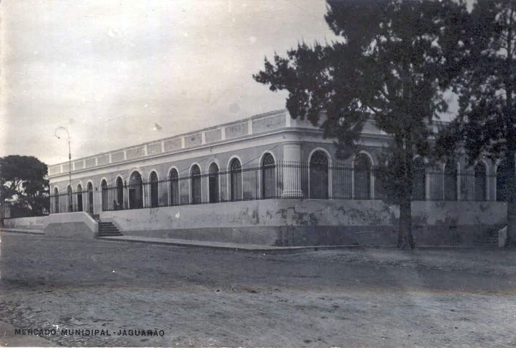 Jaguarão - Mercado Municipal.