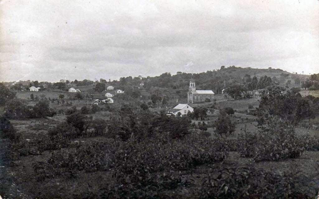 Lajeado no início do século XX.