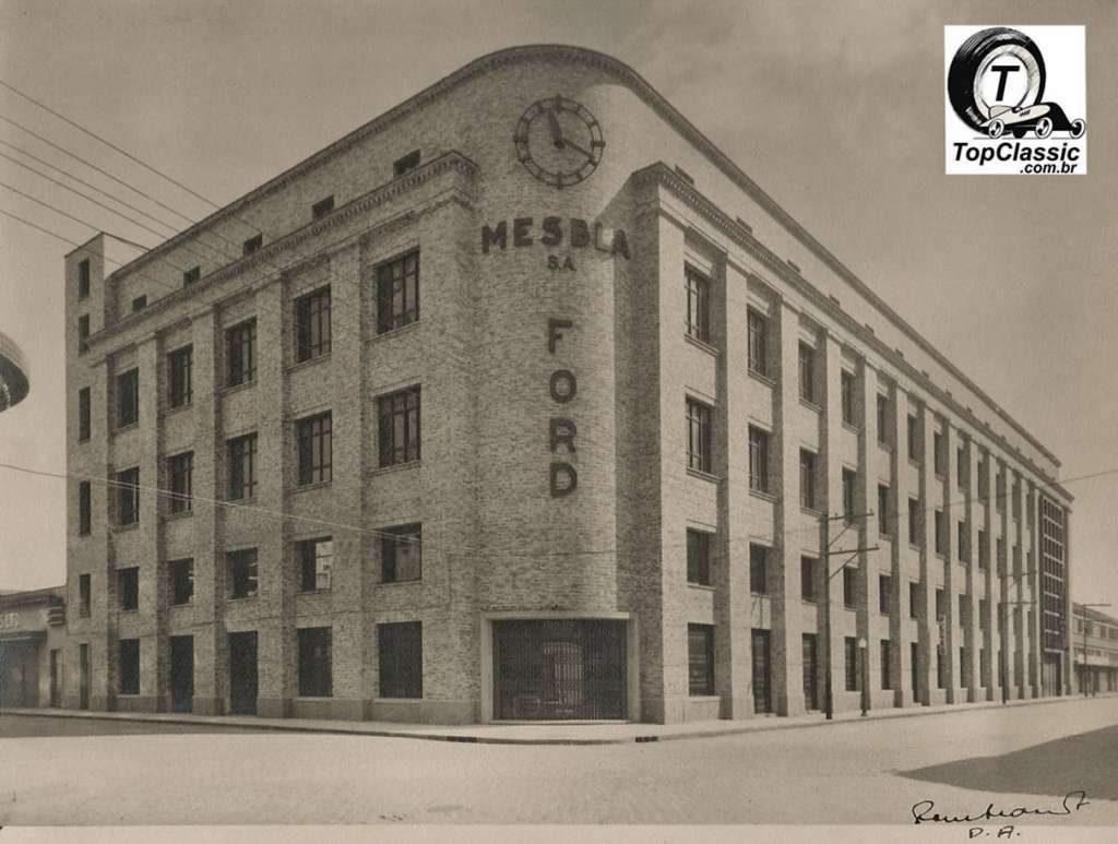 Porto Alegre Mesbla Ford 2
