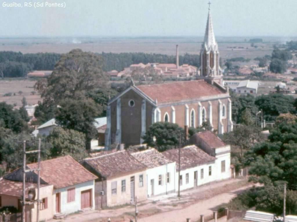 Guaíba - Igreja Nossa Senhora do Livramento.