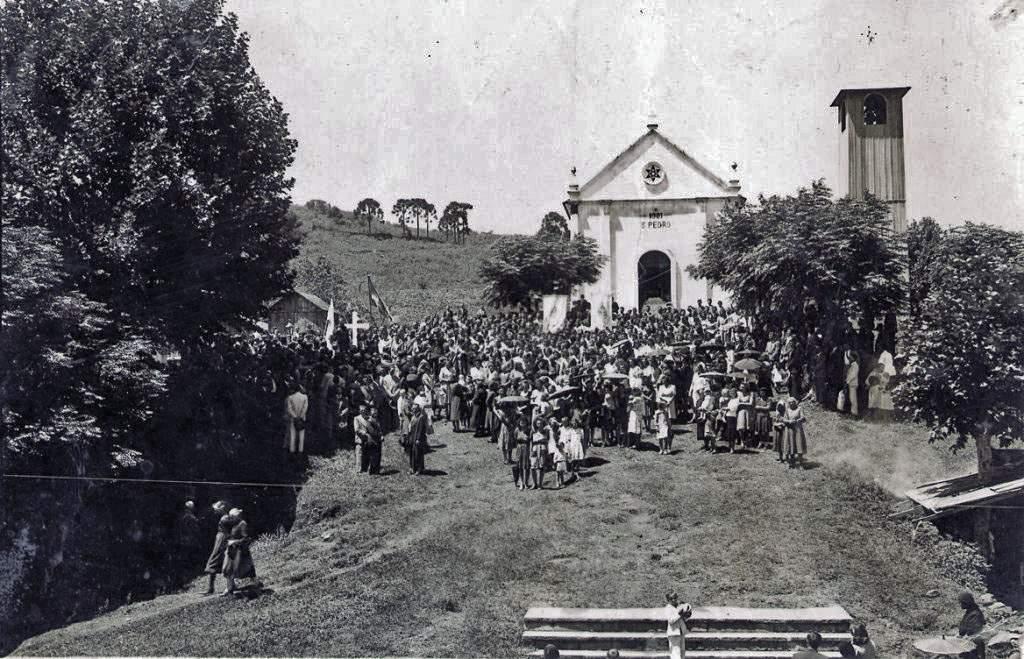 Bento Gonçalves - Missões em São Pedro em 1946.