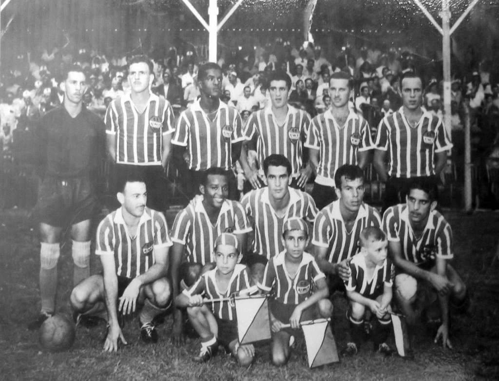 Renner - Campeão Gaúcho de 1954.