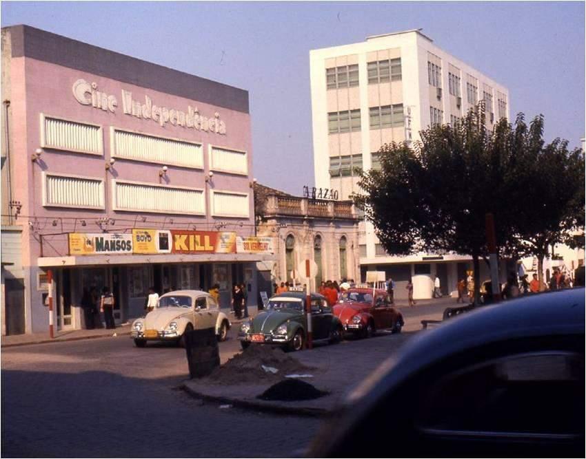 Santa Maria - Cine Independência.
