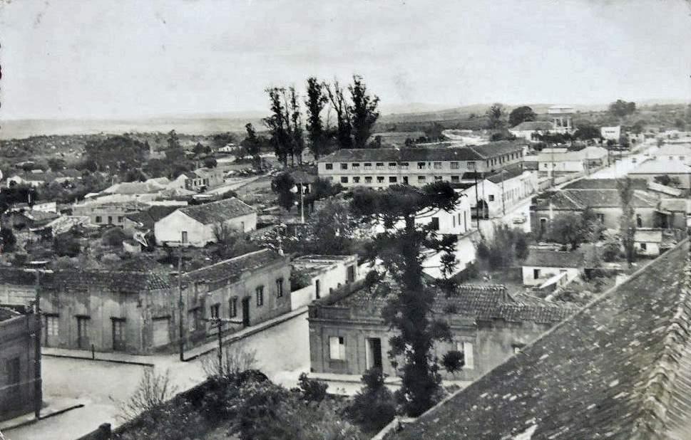 Pinheiro Machado na década de 1950.