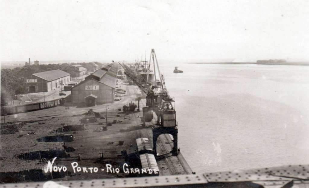 Rio Grande - Porto.