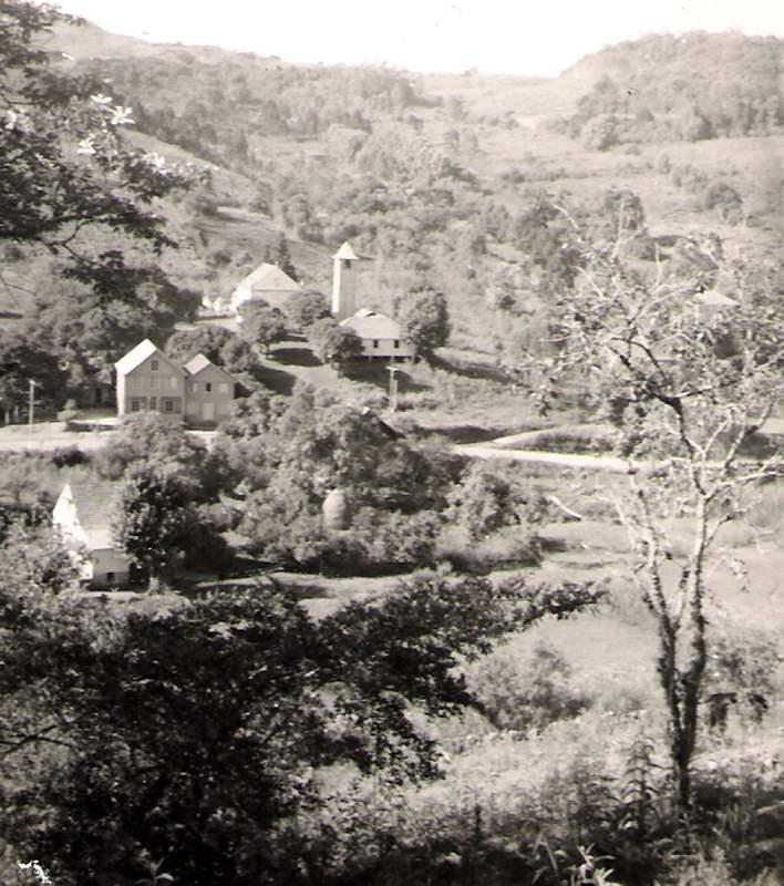 Bento Gonçalves - Capela São Pedro em 1965.