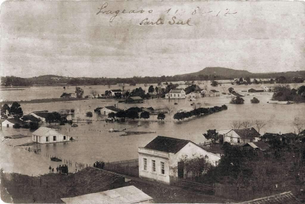 Lajeado - Enchente de 1942.