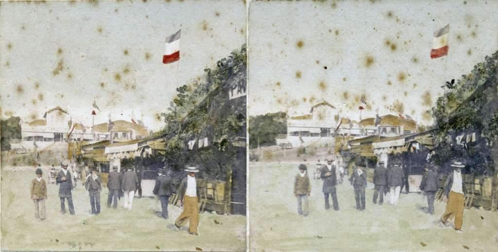 Porto Alegre - Clube Turnerbund(atual Sogipa) no final do final século XIX.