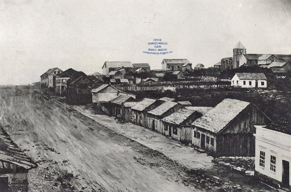 Caxias do Sul- final do século XIX.
