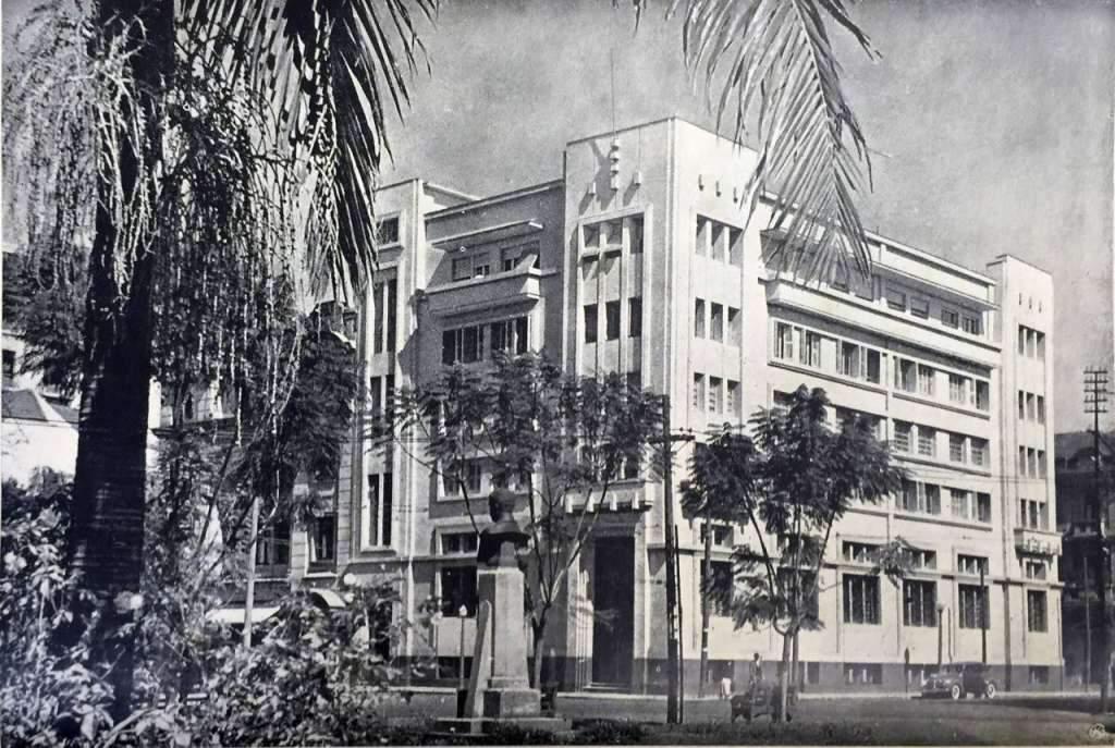 Porto Alegre - Caixa Econômica Federal na  década de 1930.
