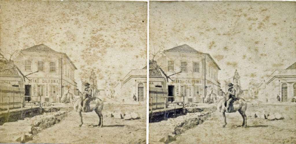 Porto Alegre - Centro no início do século XX.