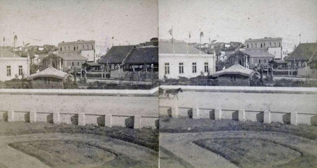 Porto Alegre - Exposição de 1901.