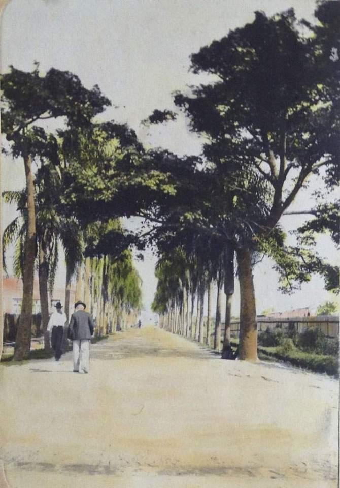 Porto Alegre - Rua 17 de Junho no início do século XX.
