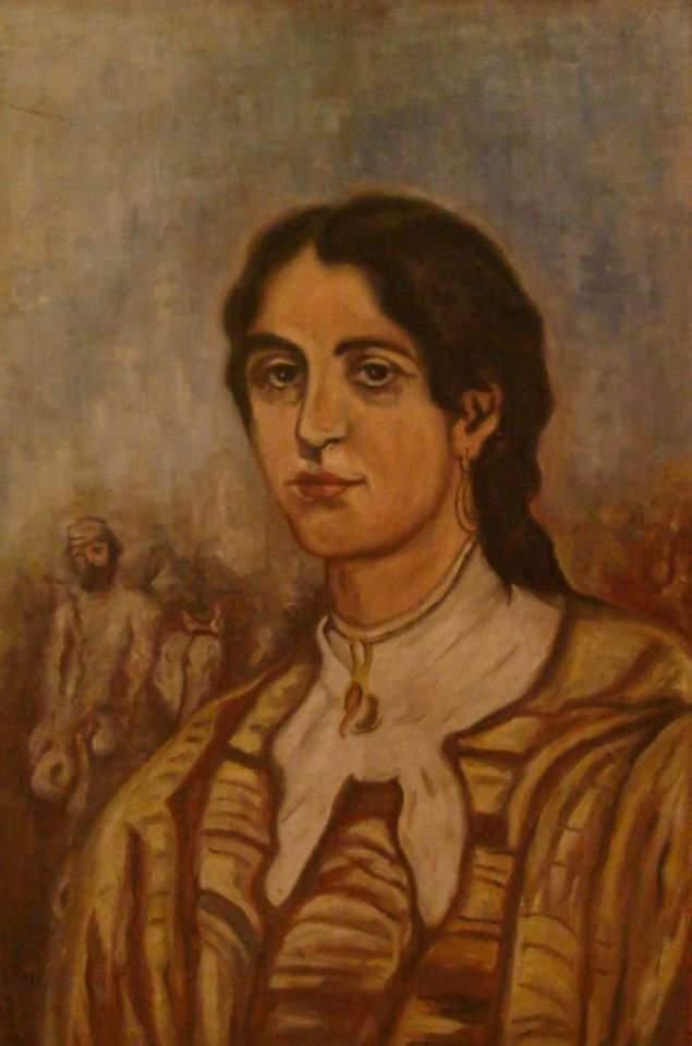 Anita Garibaldi.