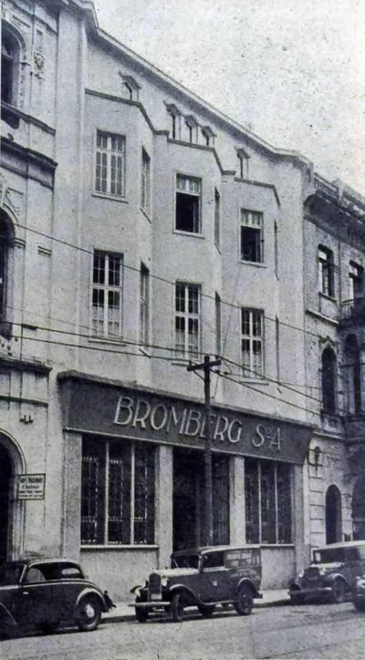 Porto Alegre - Bromberg Sociedade Anônima na década de 1940.