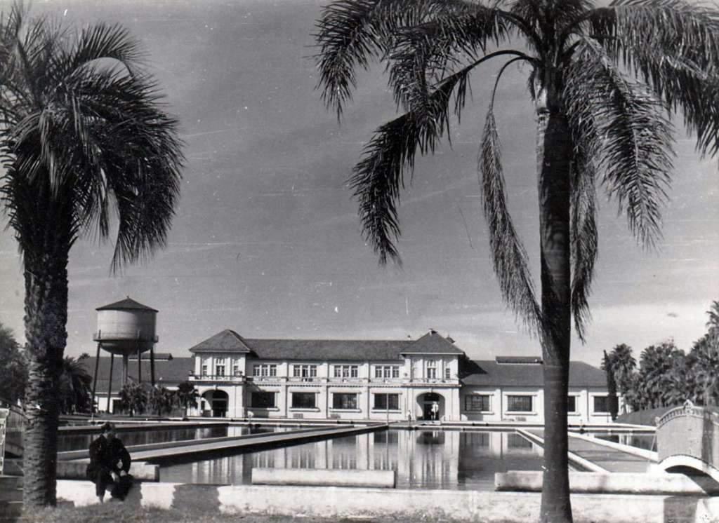 Porto Alegre - Hidráulica na década de 1950.