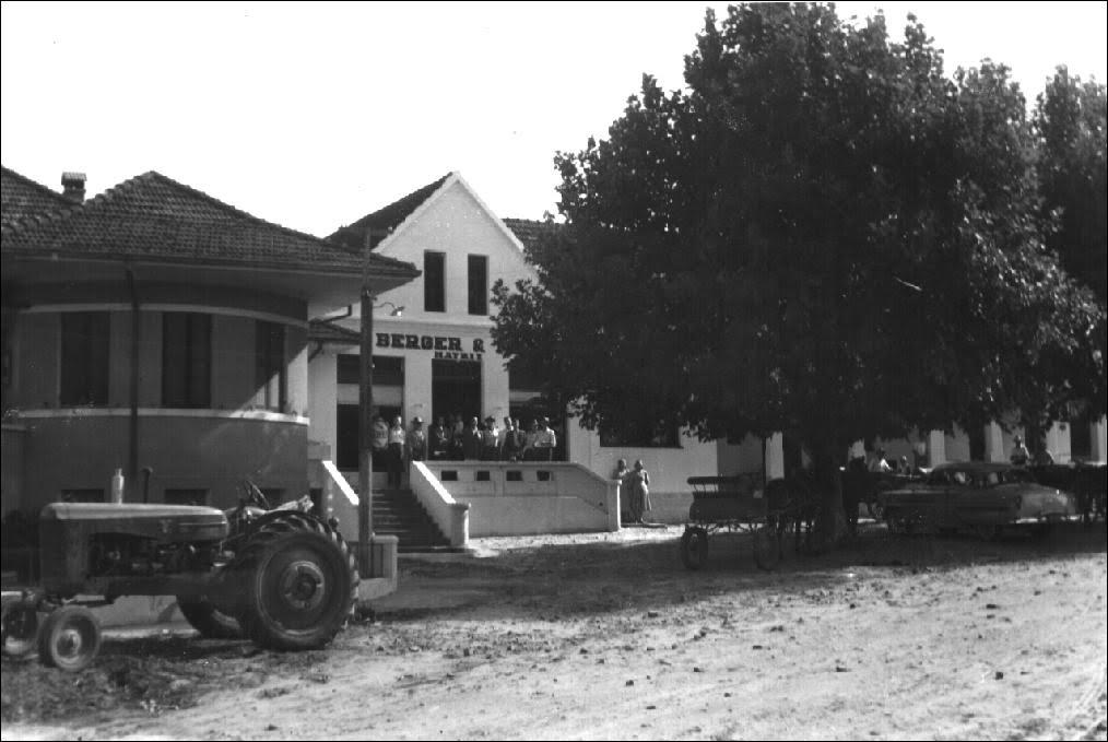 Agudo - Empresa de Emilio Arthur Berger na década de 1950.