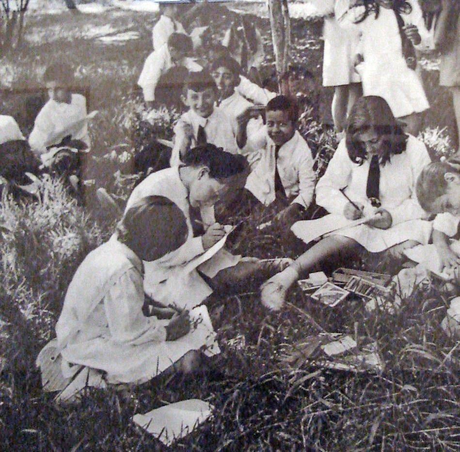 Porto Alegre Alunos Instituto De Educação General Flores