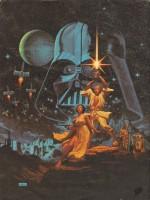 Guerra nas Estrelas 1977 verso