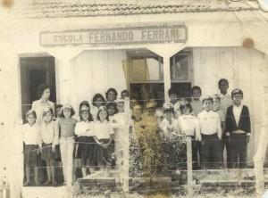 Alegrete Escola Fernando Ferrari