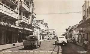Alegrete Rua Gaspar Martins