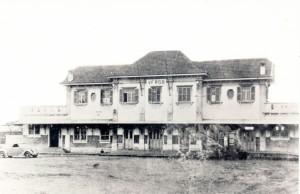 Alegrete estação ferrea 1939