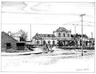 Rio Grande Estação início sécXX