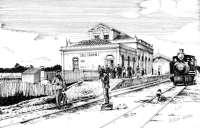 São Gabriel Estação 1910