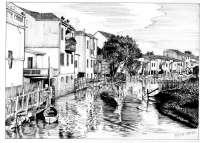 Porto Alegre Antigo curso do Arroio Dilúvio
