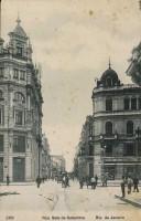 Rj Rio de Janeiro Rua Sete de Setembro déc1910