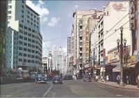 SP São Paulo Av São João déc1960