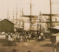 SP Santos Café porto 1880