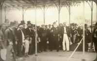 Dom Pedro II e Conde D Eu 1886