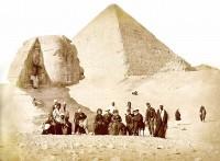 Dom Pedro II no Egito