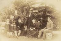 Familia Imperial 1887