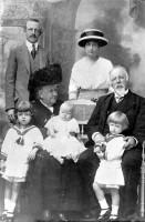 Isabel conde dEu Luis Maria Pia filhos