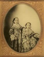 Princesa Isabel e Leopoldina 1855