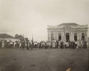 Camaquã Prédio Intendência(Prefeitura) 1912