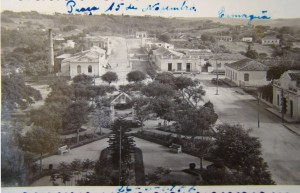 Camaquã Praça 15 de Novembro(atual Coronel Silvio Luis) 1947
