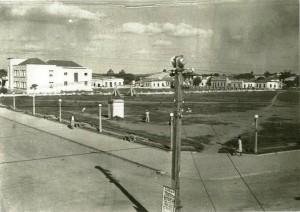 Camaquã Praça Dr Donário Lopes Centro déc1930